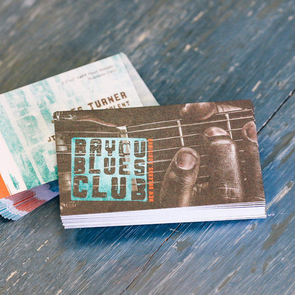 Pearl Business Cards - Peal Paper Stock | Primoprint